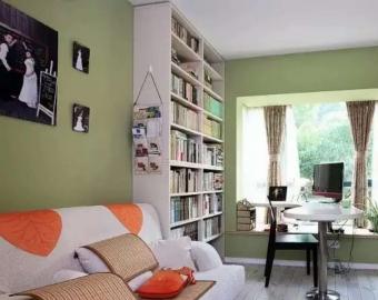 没有电视机的客厅,才是年轻人的客厅!