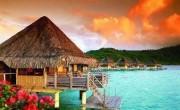 蜜月天堂,性感的波拉波拉岛