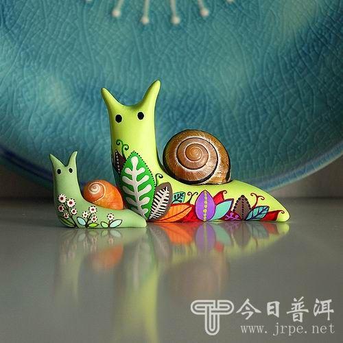创意陶泥作品图片