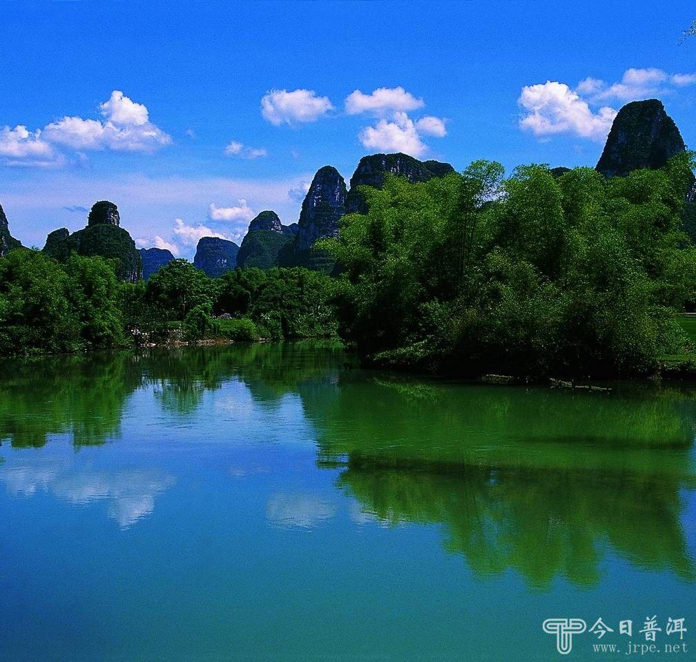 广西德天跨国大瀑布风景区览胜