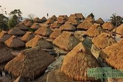 佤族文化名片——左都大寨